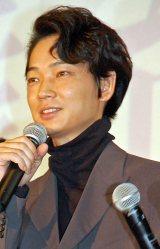 映画『天空の蜂』初日舞台あいさつに出席した綾野剛 (C)ORICON NewS inc.