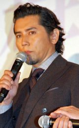 映画『天空の蜂』初日舞台あいさつに出席した本木雅弘 (C)ORICON NewS inc.
