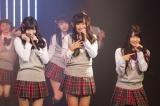 薮下柊がセンターを務める13thシングル共通収録曲を初披露(C)NMB48