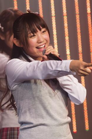 「この曲をお墓場まで持って行くぐらい、一生の宝物にしたい」と薮下柊(C)NMB48