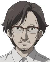 新藤清二(CV:咲野俊介)真賀田研究所の所長。四季の叔父にあたる。ヘリコプターの操縦が趣味(C)森博嗣・講談社/「すべてがFになる」製作委員会