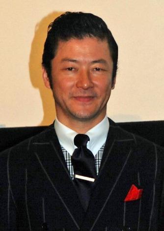 映画『私の男』の初日舞台あいさつに登壇した浅野忠信 (C)ORICON NewS inc.