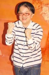 『ヨコハマ・ポップス・オーケストラ2015』出演前に記者会見を行った米良美一 (C)ORICON NewS inc.