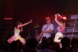 初日公演にゲスト出演したSNAIL RAMPのTAKEMURA
