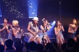 2日目公演にゲスト出演したTOTALFATのKuboty(G)