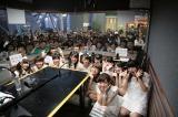FM福岡のレギュラー番組で公開生放送を行ったLinQ