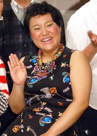 NHK・BSプレミアムのコント番組『七人のコント侍』会見に出席したフォーリンラブ・バービー (C)ORICON NewS inc.