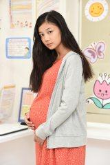 初の妊婦役に挑む清水富美加(C)TBS