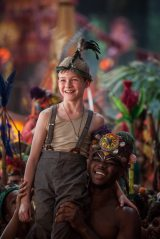 映画『PAN〜ネバーランド、夢のはじまり〜』(10月31日公開)(C)2015 WARNER BROS. ENTERTAINMENT INC. AND RATPAC-DUNE ENTERTAINMENT LLC.
