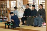 映画『合葬』に大ヒット祈願イベントの模様(C)2015 杉浦日向子・MS.HS/「合葬」製作委員会