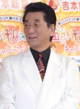 『面白い秋みつけた キャンペーン』の記者会見に出席した帯谷孝史 (C)ORICON NewS inc.
