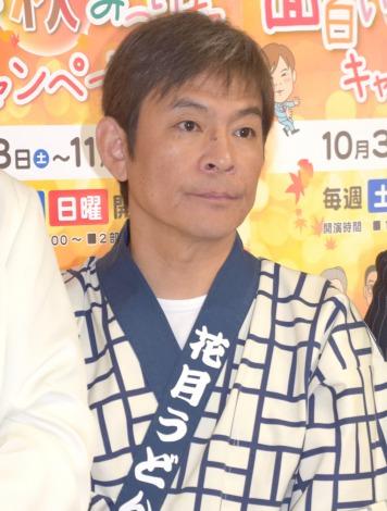 『面白い秋みつけた キャンペーン』の記者会見に出席した内場勝則 (C)ORICON NewS inc.