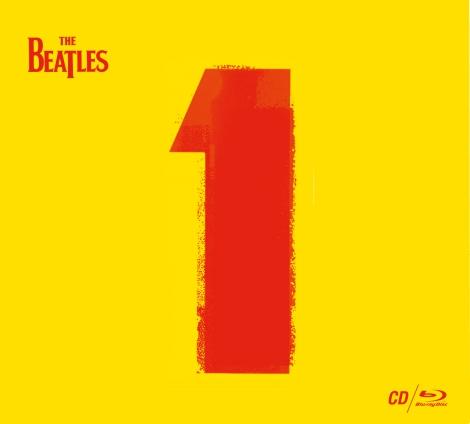『ザ・ビートルズ 1』(CD+Blu-ray)