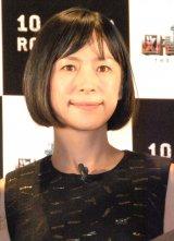 映画『図書館戦争 THE LAST MISSION』の完成記念トークショーに出席した西田尚美 (C)ORICON NewS inc.