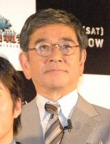映画『図書館戦争 THE LAST MISSION』の完成記念トークショーに出席した石坂浩二 (C)ORICON NewS inc.