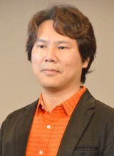 舞台『バイオハザード ザ・ステージ』制作発表会見に出席した小林裕幸 (C)ORICON NewS inc.