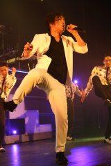 """三浦大知『DAICHI MIURA LIVE TOUR 2015 """"FEVER""""』の模様"""