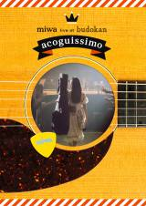 『miwa live at 武道館〜acoguissimo〜』(9月30日発売)初回生産限定盤(DVD2枚+CD)