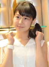 NHKワールドTV『J-MELO』の10周年突入取材会に出席したモーニング娘。'15の野中美希 (C)ORICON NewS inc.