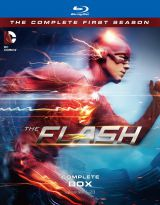 『THE FLASH/フラッシュ』Blu-rayコンプリート・ボックス発売中(C)2015 Warner Bros. Entertainment Inc. All rights reserved.
