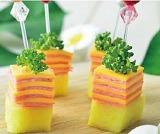 チェダーチーズ×パイナップルのハーモニーが夏っぽいお手軽メニュー「チェダーチーズのハワイアンピンチョス」