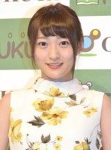 卒業後は「玉の輿に乗りたい」と語ったNMB48の小谷里歩 (C)ORICON NewS inc.