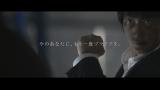 今井美樹のベスト盤テレビCMに出演する小橋建太さん(プロレスリング)