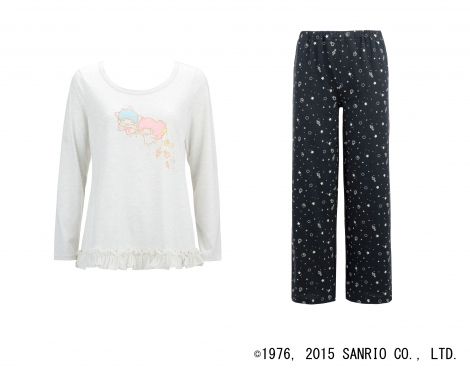 『Little Twin Stars × AMO'S STYLE by Triumph』ルームセット1