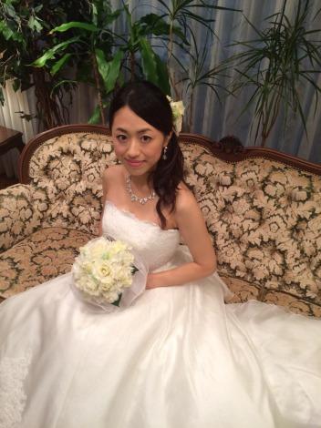 サムネイル 結婚を発表した元NHK新潟放送局のアナウンサーでタレントの大西蘭