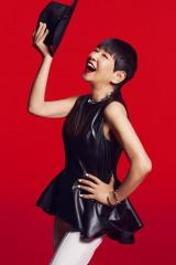 ソウル・ミュージックをフィーチャーしたアルバム『WADASOUL』を発売する和田アキ子