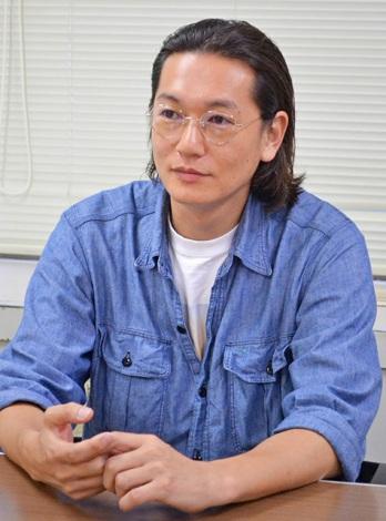 ORICON STYLE elthaのインタビューに応える井浦新 (C)oricon ME inc.