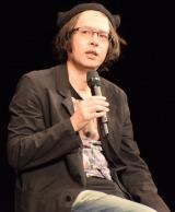 『いぬねこなかまフェス2015〜動物愛護週間にあつまろう〜』に登場した町田康