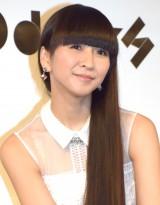 『Perfume ANNIVERSARY 10days 2015 PPPPPPPPPP』の記者発表会に出席したPerfume・かしゆか (C)ORICON NewS inc.