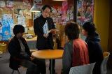 イベント第2部では『週刊少年ジャンプ』編集部の片山達彦氏による出張編集部を壇上で実施。映画『バクマン。』では編集長役をリリー・フランキーが演じている(C)2015 映画「バクマン。」製作委員会