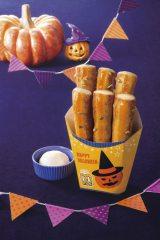 『プレッツェル スティックス かぼちゃクリーム』(税込価格:350円)