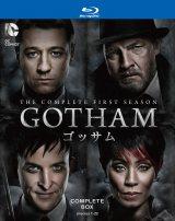 『GOTHAM/ゴッサム<ファースト・シーズン>』Blu-rayコンプリートBOX(9月9日発売)