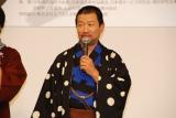 『日本酒条例サミットin京都2015』ステージイベントに出演した木村祐一 (C)ORICON NewS inc.