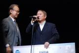 『第8回したまちコメディ映画祭in台東』でコメディ栄誉賞を受賞し、スピーチで「浅草は原点」と語ったビートたけし (C)ORICON NewS inc.