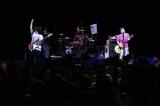 サンボマスター=浅草公会堂で開催された『ビートたけしリスペクトライブ』
