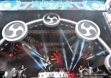 45歳の誕生日を迎えたT.M.Revolutionがトップバッター(19日、『イナズマロック フェス 2015』雷神ステージ)