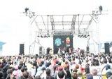 Gacharic Spin=19日、『イナズマロック フェス 2015』・風神ステージ