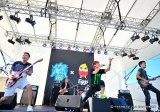 THE Hitch Lowke(20日、『イナズマロック フェス 2015』風神ステージ)