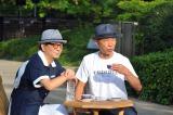 もしかして、二人で紅茶飲んでる?(C)テレビ朝日