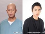 役柄に合わせて剃髪した中村蒼 フジテレビ系連続ドラマ『無痛〜診える眼〜』