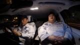 『夜の巷を徘徊する』で自動車工場を訪れたマツコ 親交のある豊田章男社長とドライブも  (C)テレビ朝日