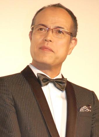 映画『探検隊の栄光』の完成披露舞台あいさつに出席した田中要次 (C)ORICON NewS inc.