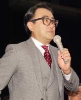 NHK大河ドラマ『真田丸』の会見に再乱入した三谷幸喜 (C)ORICON NewS inc.