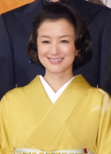 大河ドラマ『真田丸』の出演者発表会見に出席した鈴木京香 (C)ORICON NewS inc.