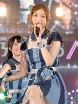 乃木坂46「真夏の全国ツアー2015」最終公演に登場した松村沙友理 (C)ORICON NewS inc.