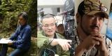 左から黒沢清監督、中田秀夫監督、清水崇監督